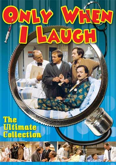 Bare når jeg ler på DVD